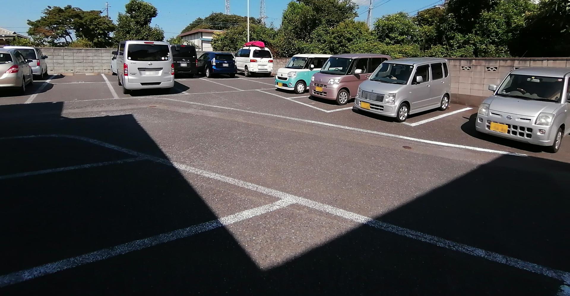 東商会 駐車場